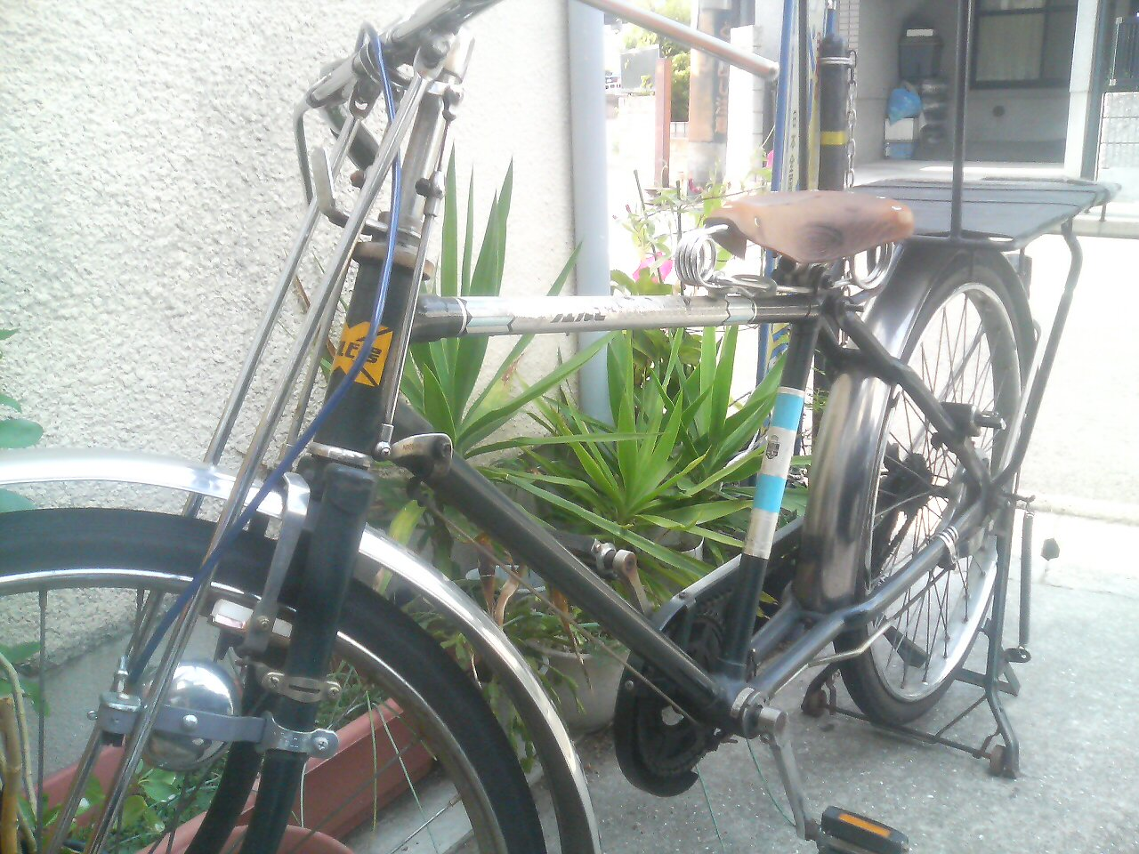自転車用 自転車用 : ... の運搬用自転車 (酒樽屋日誌